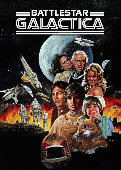 Battlestar Galactica kapak