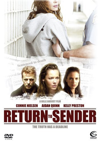 Return to Sender kapak