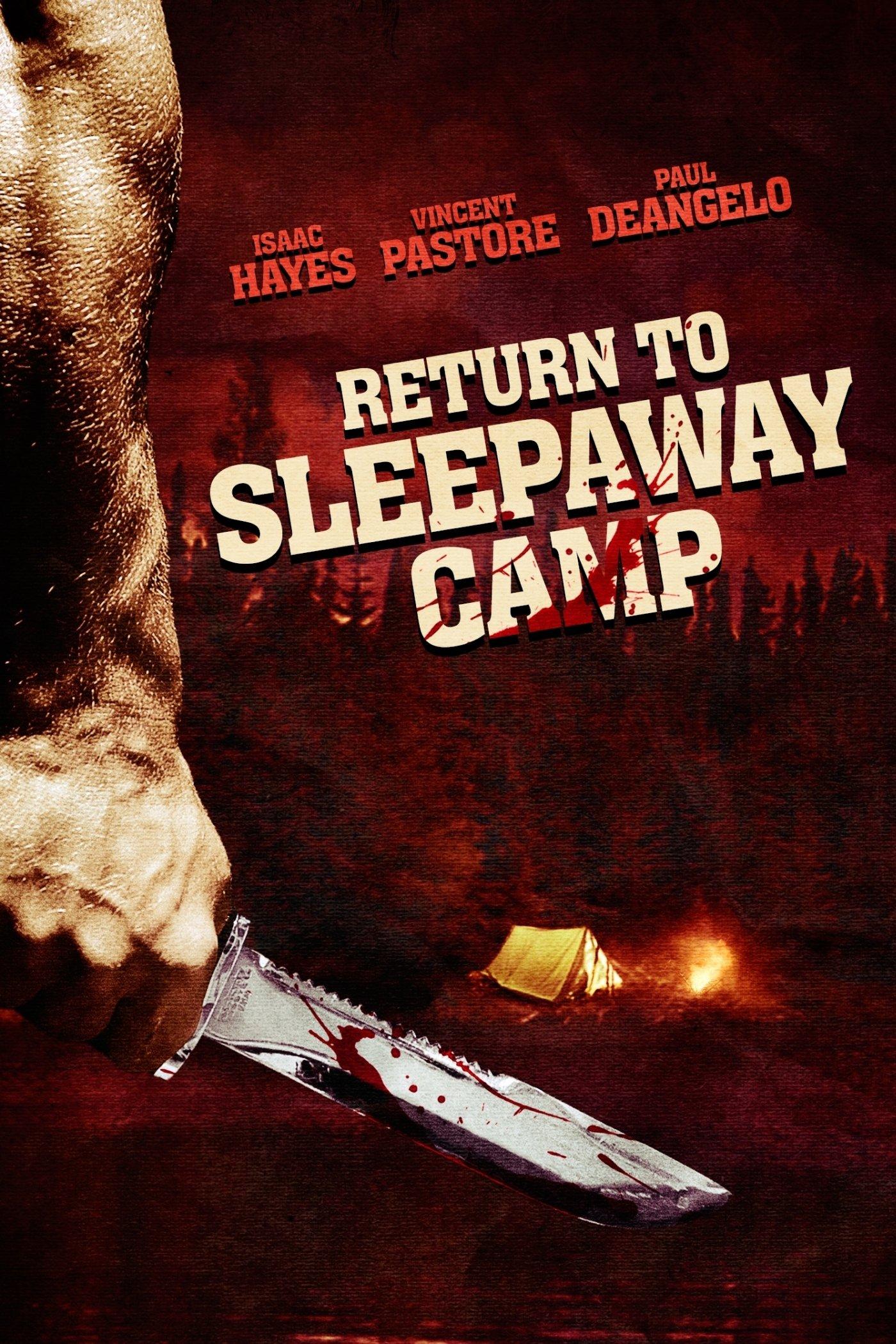 Return to Sleepaway Camp kapak