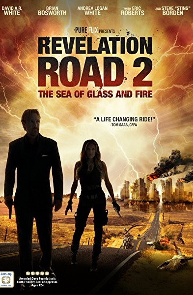 Revelation Road 2: The Sea of Glass and Fire kapak