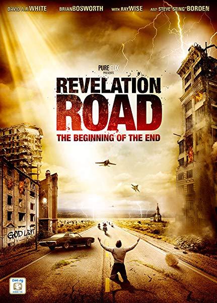 Revelation Road: The Beginning of the End kapak