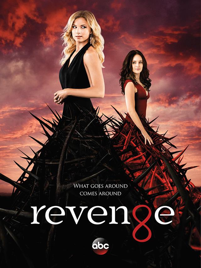 Revenge kapak