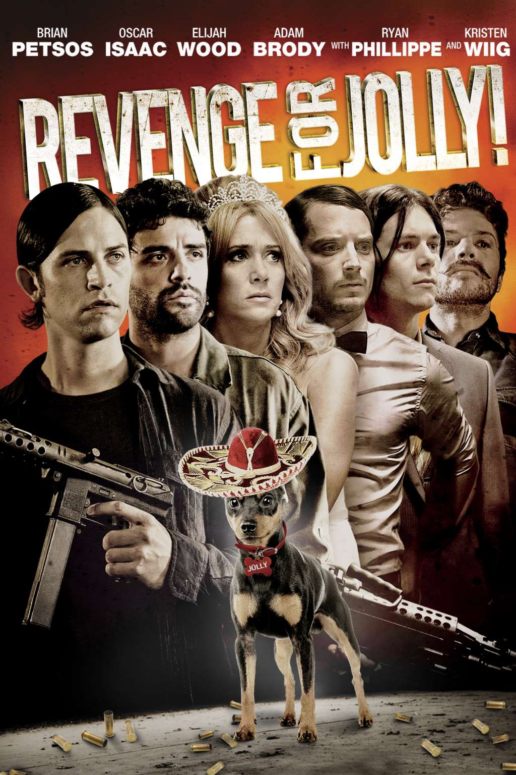 Revenge for Jolly! kapak