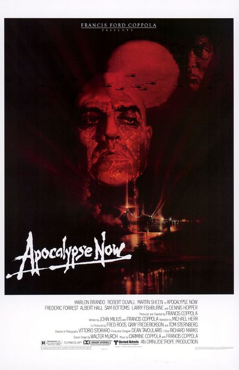 Apocalypse Now kapak