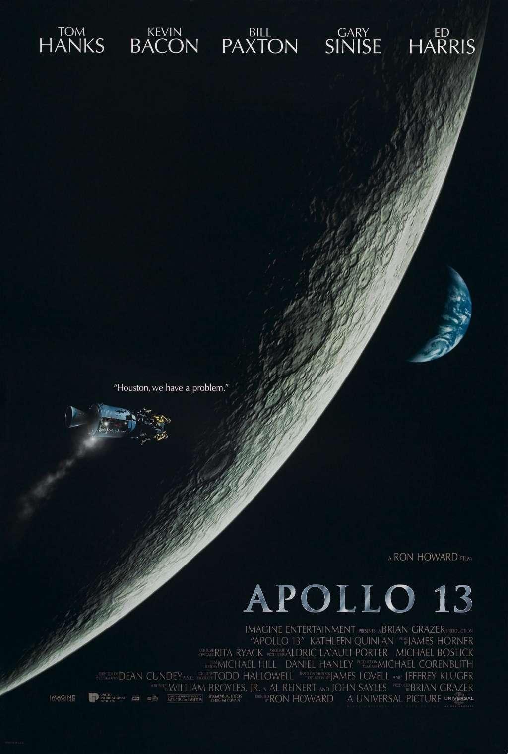 Apollo 13 kapak