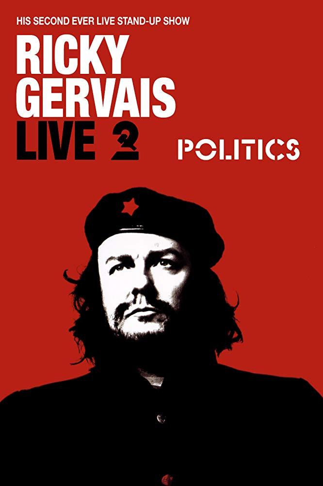 Ricky Gervais Live 2: Politics kapak