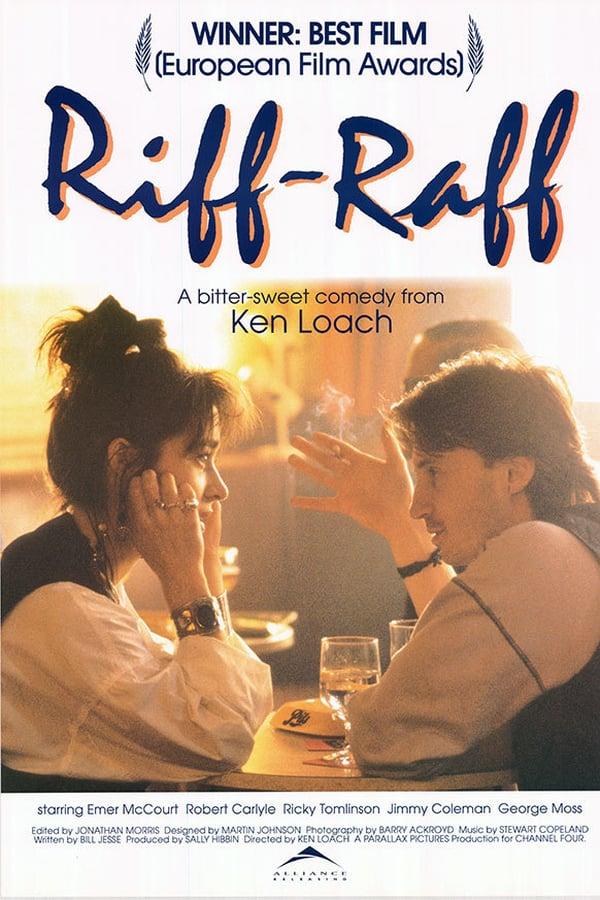 Riff-Raff kapak
