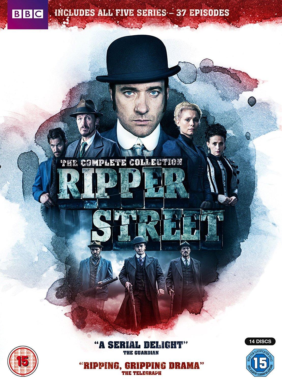 Ripper Street kapak