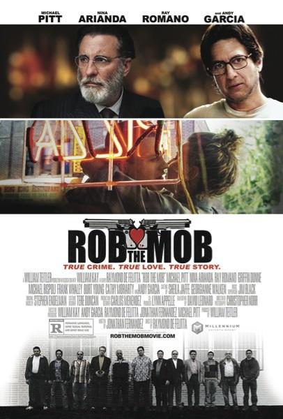 Rob the Mob kapak
