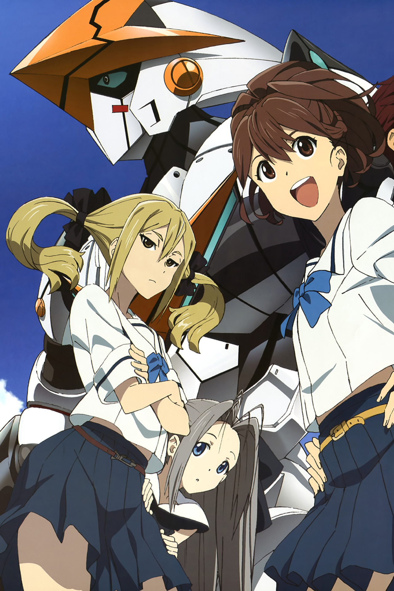 Robotics;Notes kapak