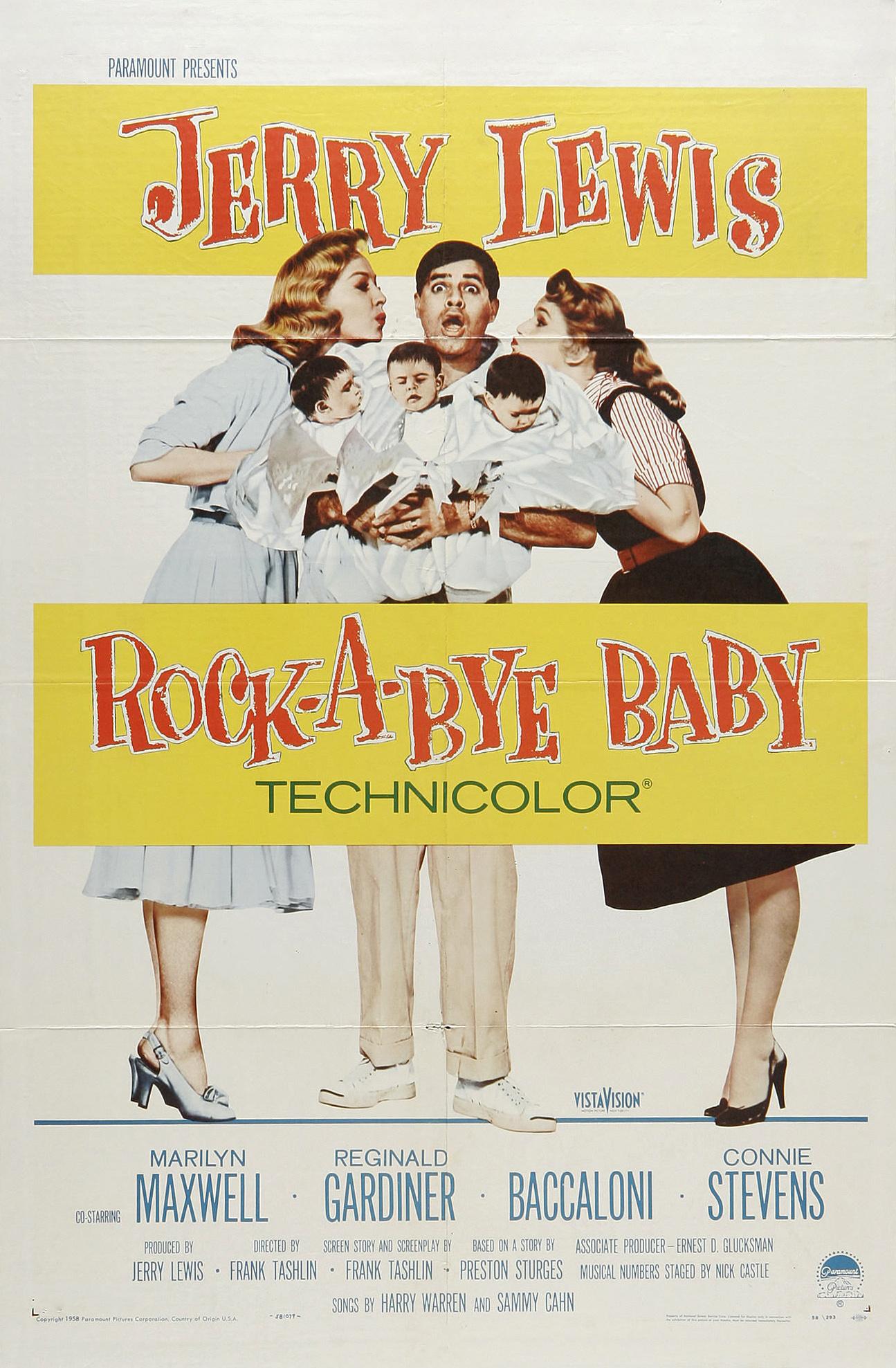 Rock-a-Bye Baby kapak