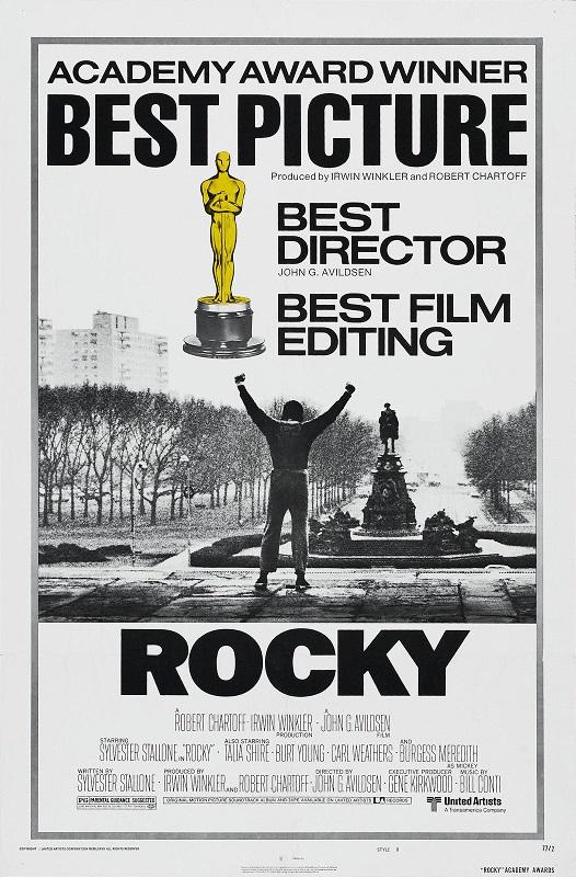 Rocky kapak