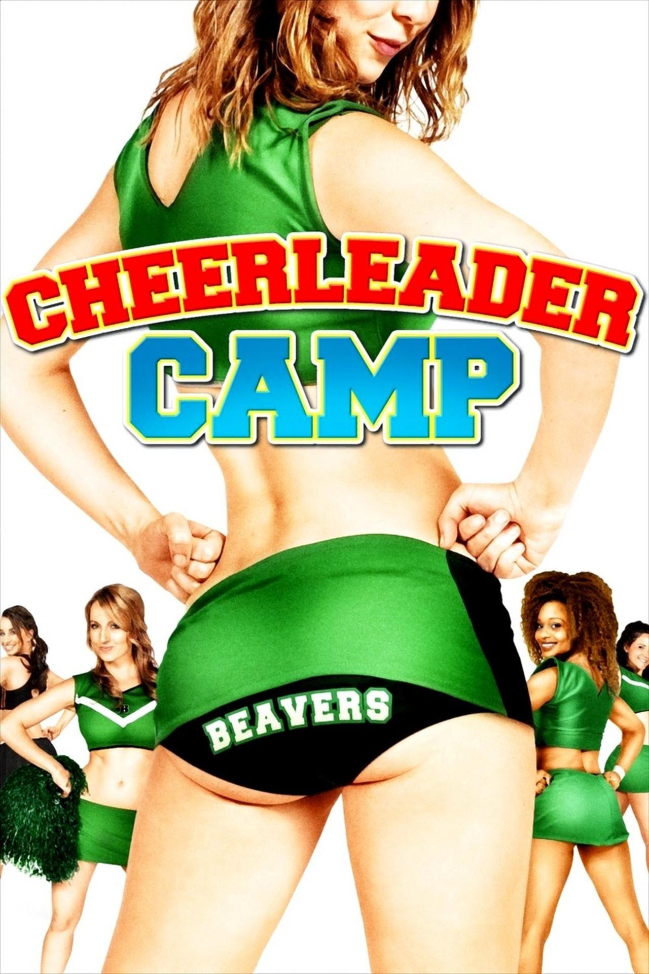 #1 Cheerleader Camp kapak