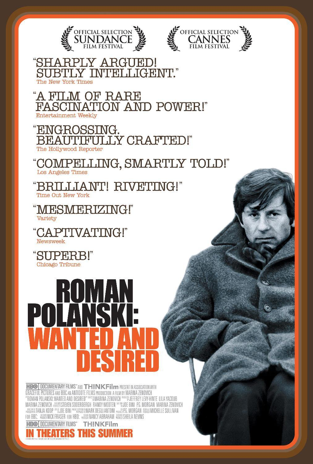 Roman Polanski: Wanted and Desired kapak