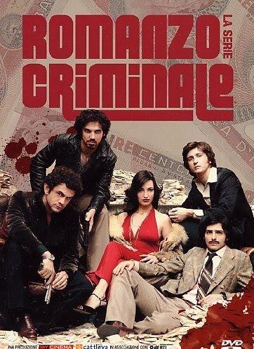 Romanzo Criminale kapak