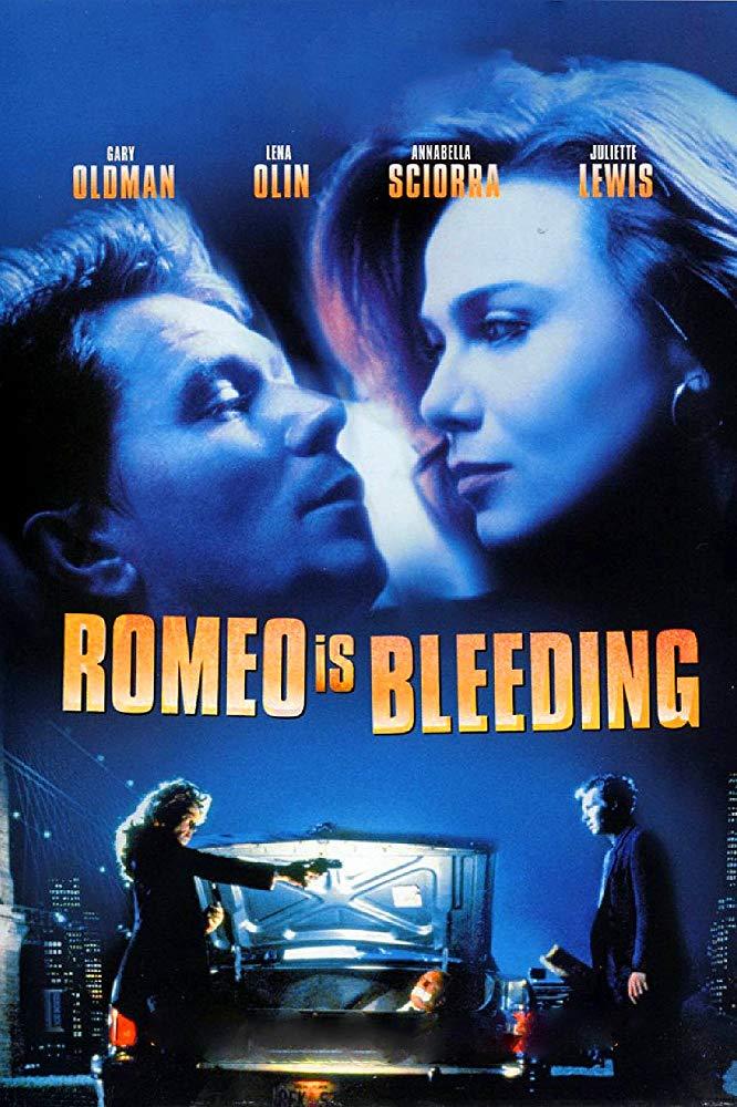 Romeo Is Bleeding kapak