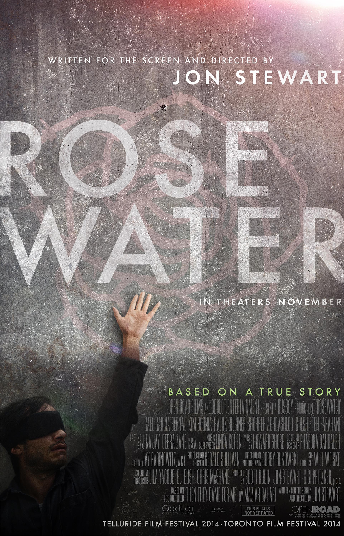 Rosewater kapak
