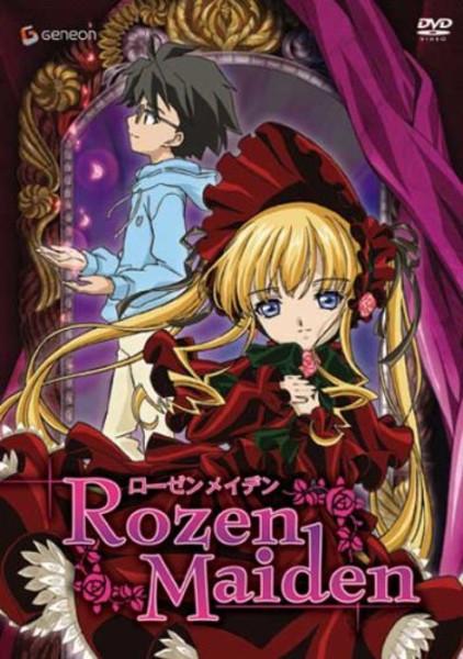 Rozen Maiden kapak
