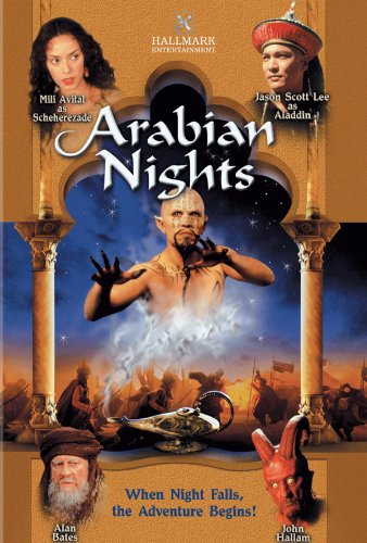 Arabian Nights kapak