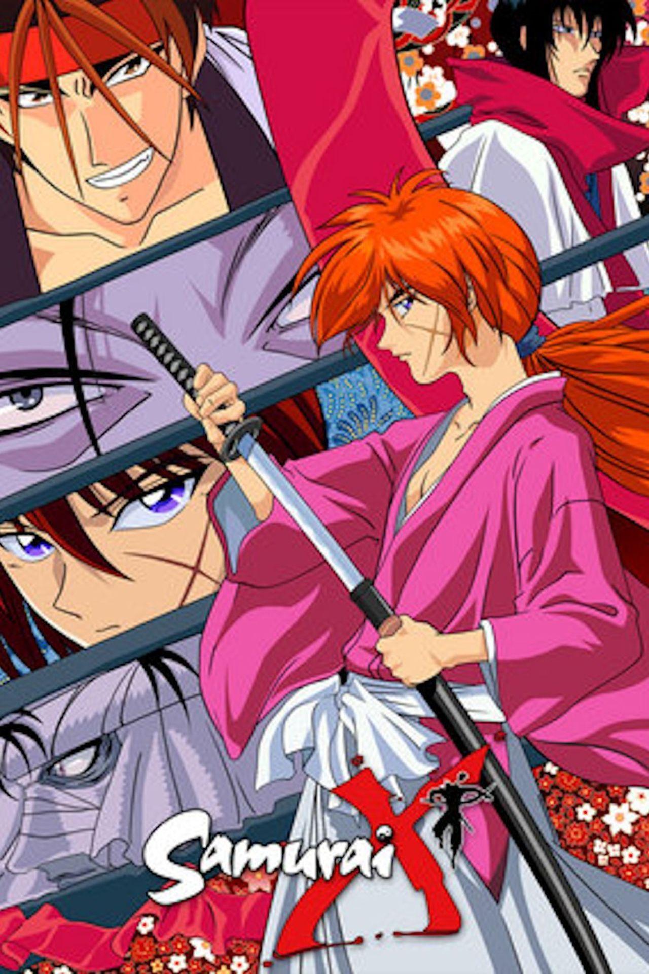 Rurouni Kenshin: Meiji Kenkaku Romantan kapak