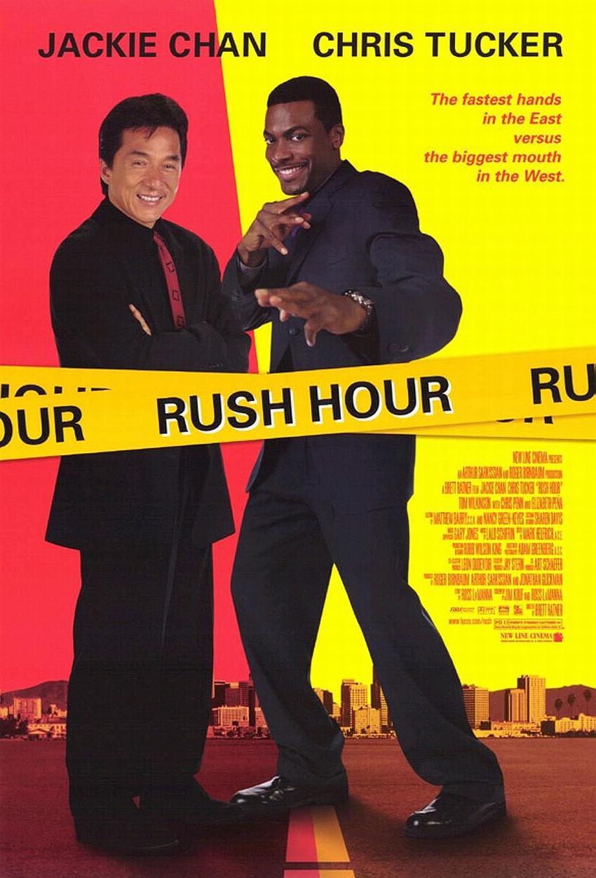 Rush Hour kapak