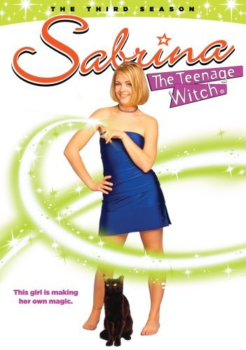 Sabrina, the Teenage Witch kapak