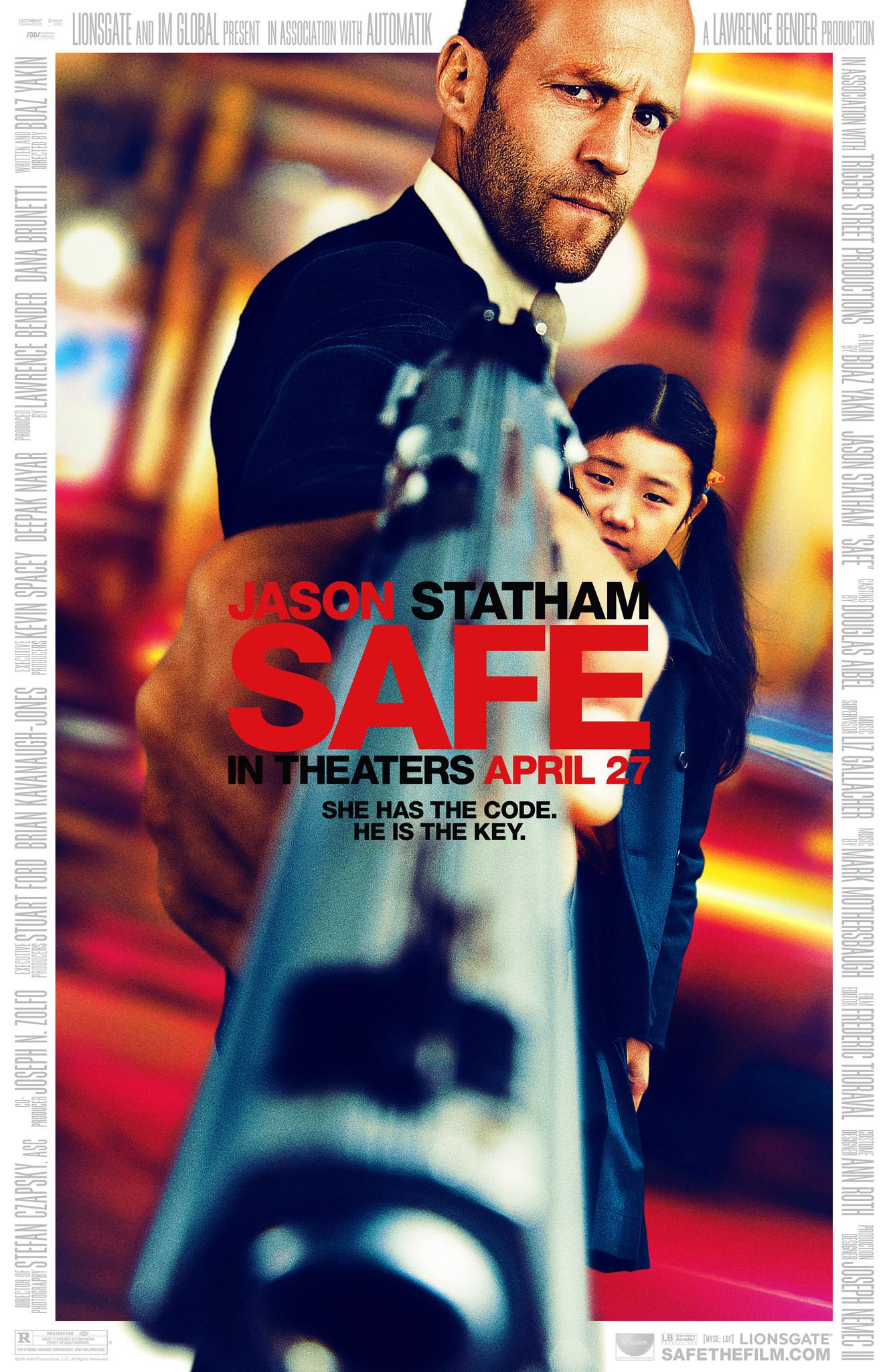 Safe kapak