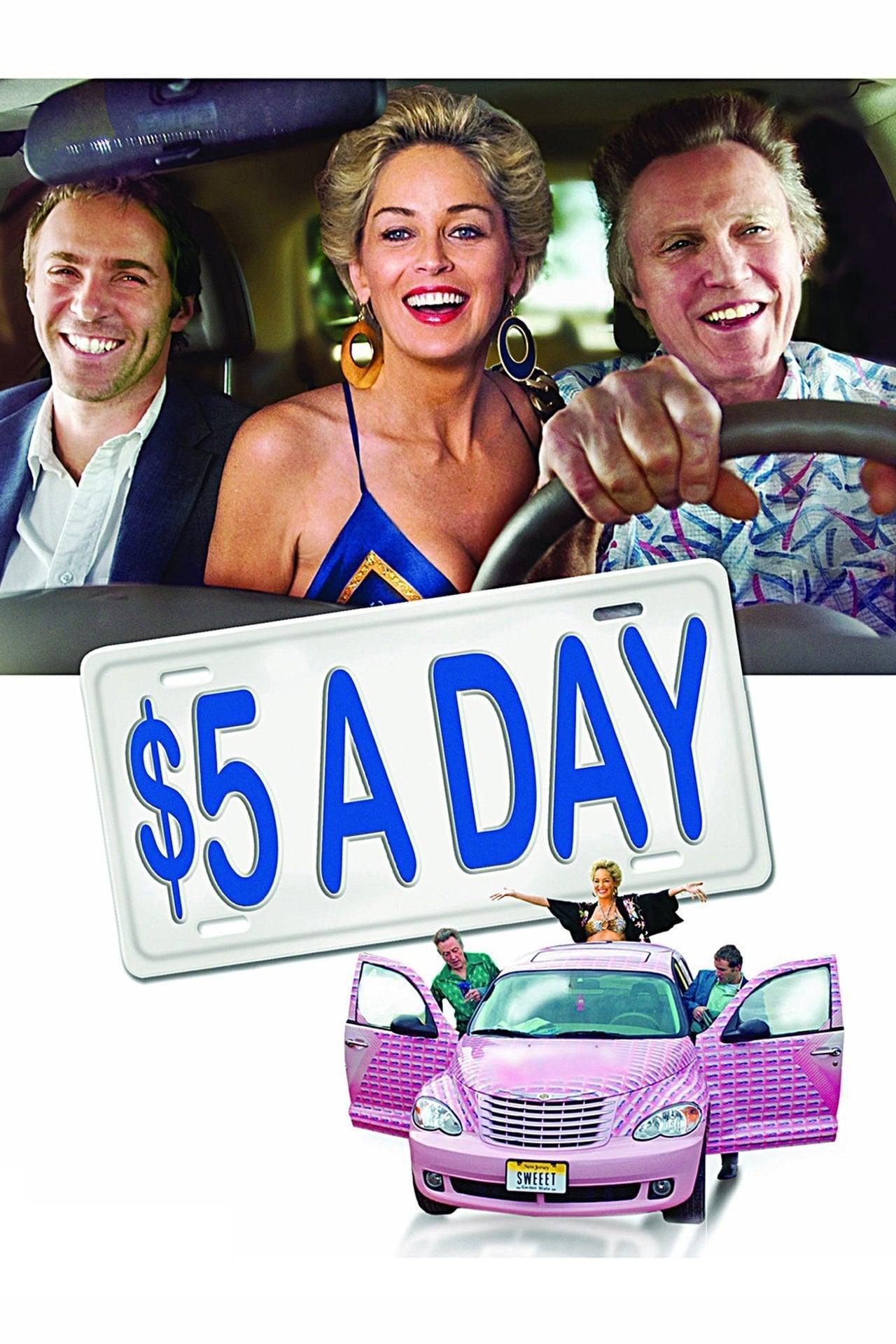 $5 a Day kapak