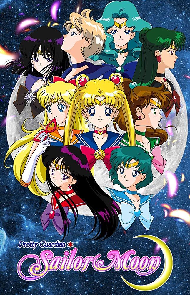 Sailor Moon kapak