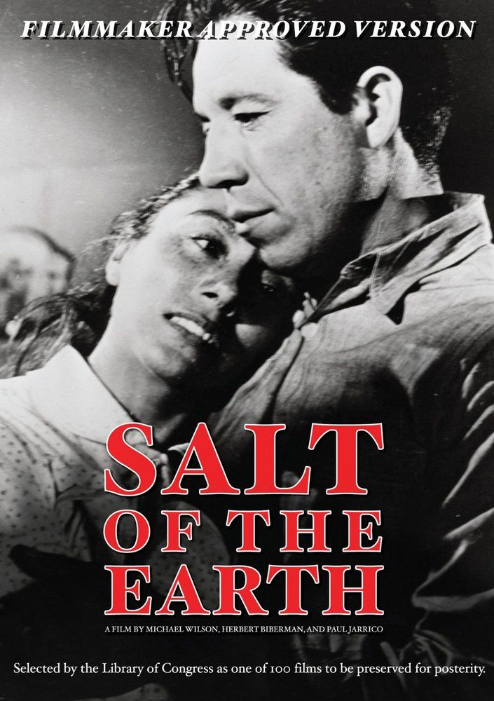 Salt of the Earth kapak