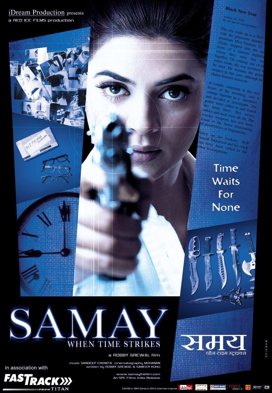 Samay: When Time Strikes kapak