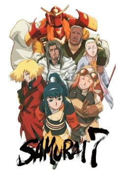 Samurai 7 kapak