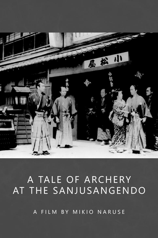 Sanjûsangen-dô, tôshiya monogatari kapak