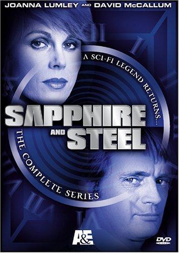 Sapphire & Steel kapak