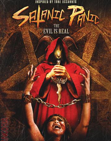 Satanic Panic kapak