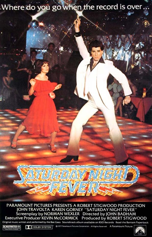 Saturday Night Fever kapak