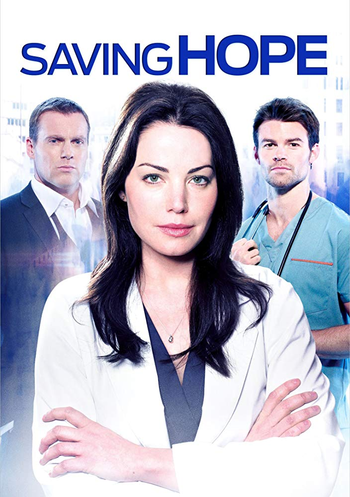 Saving Hope kapak
