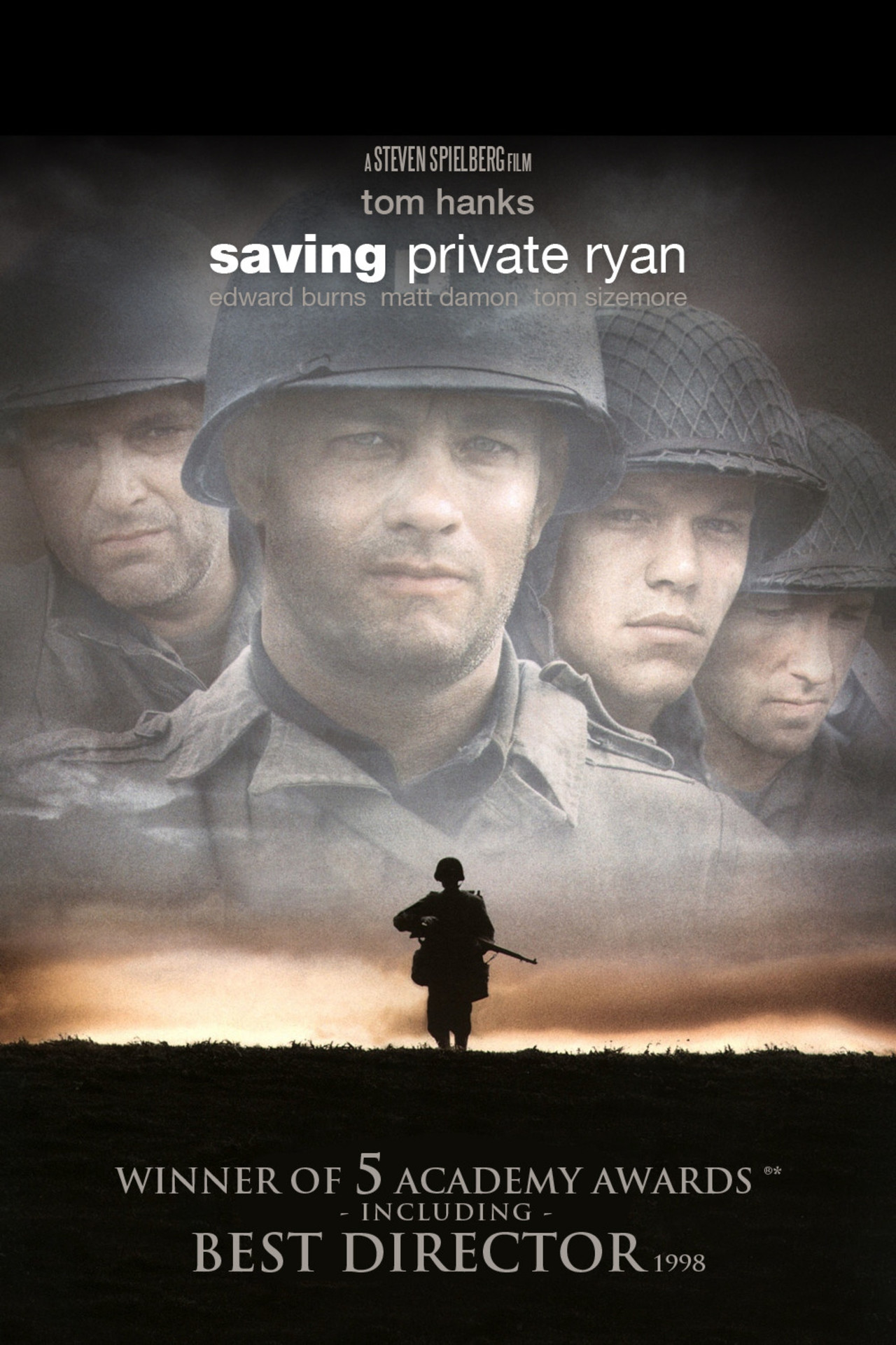 Saving Private Ryan kapak