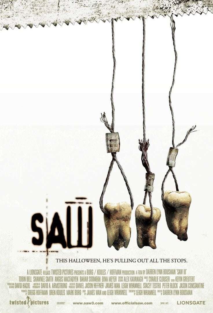 Saw III kapak