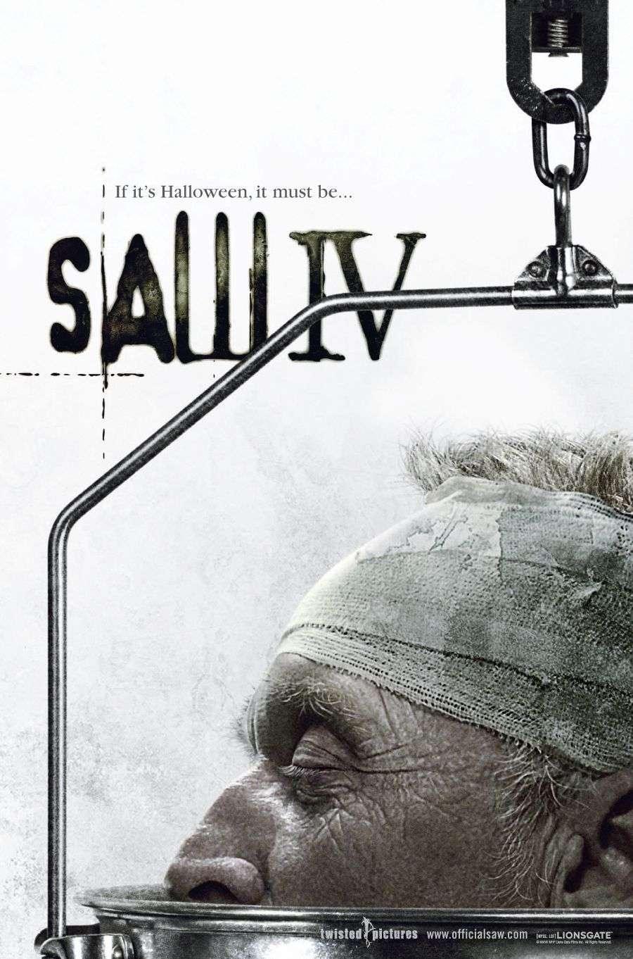Saw IV kapak