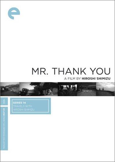 Mr. Thank You kapak