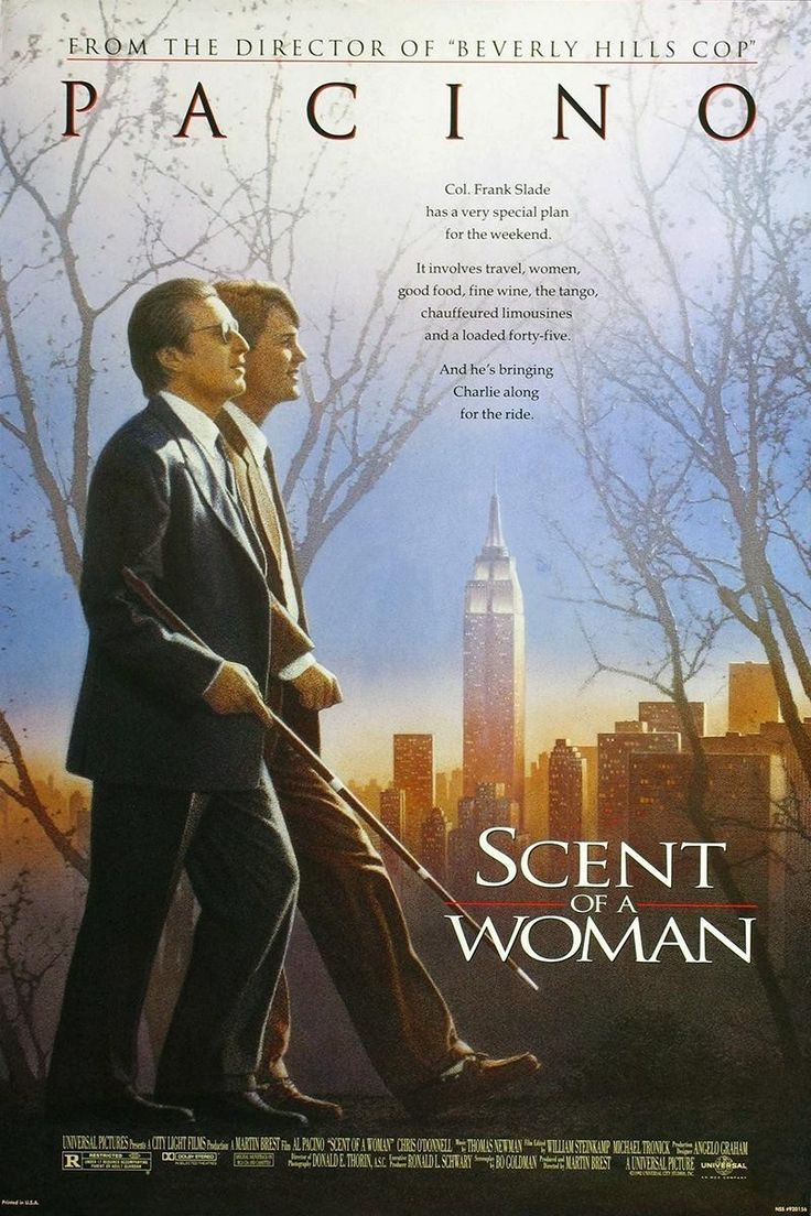 Scent of a Woman kapak