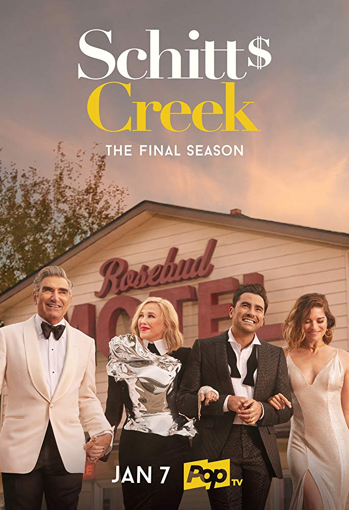 Schitt's Creek kapak