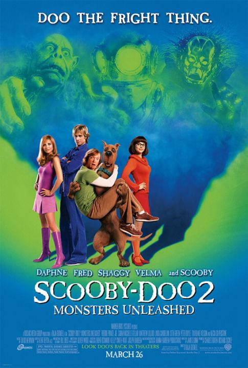 Scooby-Doo 2: Monsters Unleashed kapak