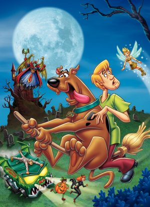 Scooby-Doo and the Goblin King kapak