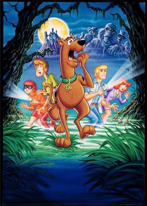 Scooby-Doo on Zombie Island kapak