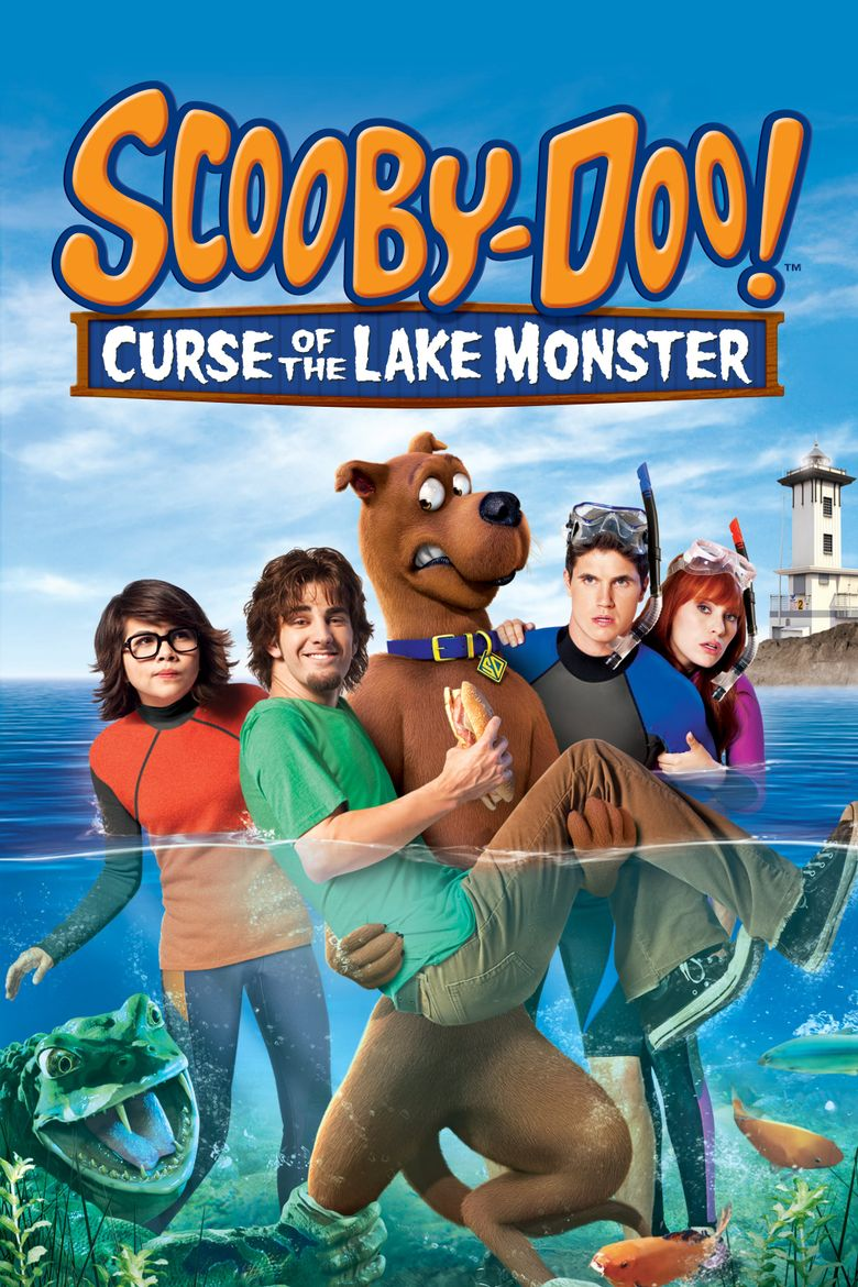 Scooby-Doo! Curse of the Lake Monster kapak