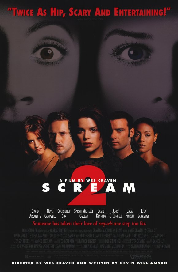 Scream 2 kapak