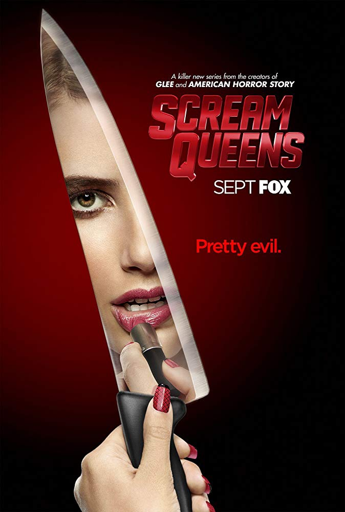 Scream Queens kapak