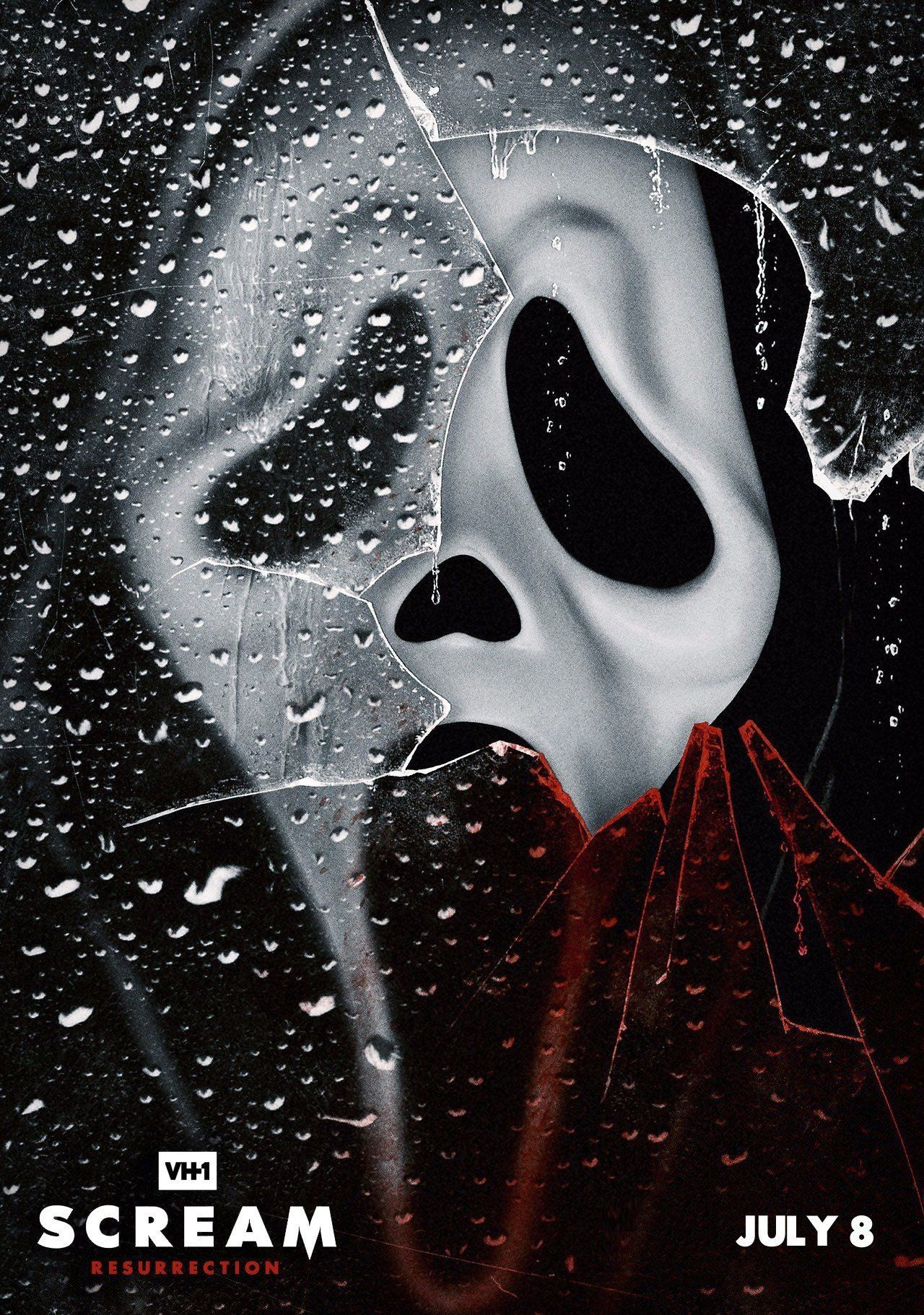 Scream: The TV Series kapak